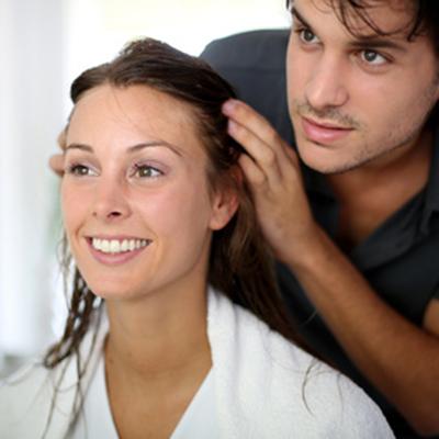 Tout boude le bien du masque pour les cheveux pour les cheveux secs